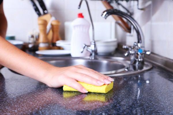 Como higienizar a cozinha do escritório