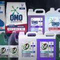 Produtos de higienização profissional