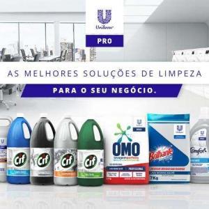 Produtos de higiene profissional