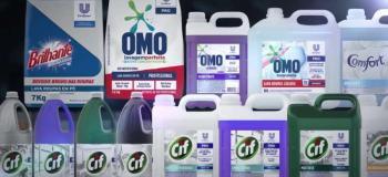 Empresa de materiais de limpeza