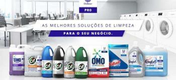 Produtos de higienização industrial
